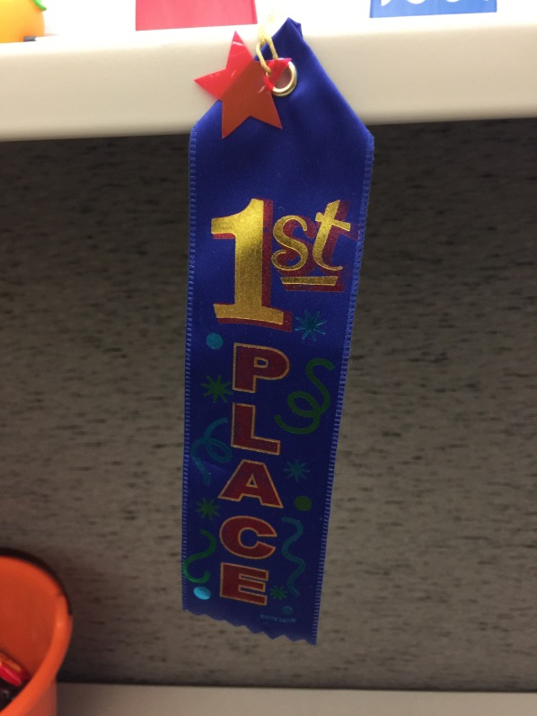 1st Place!