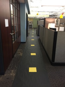 Ms Pac-Man Board