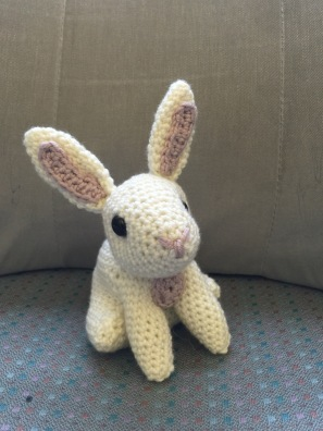 white bunny 2