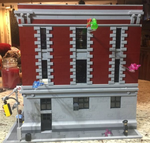 Lego Ghostbusters3