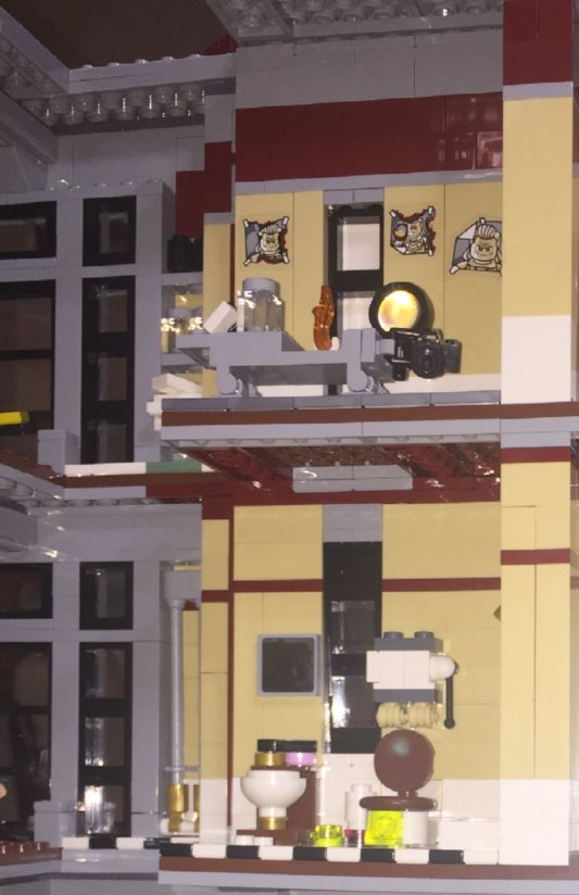 Lego Ghostbusters9