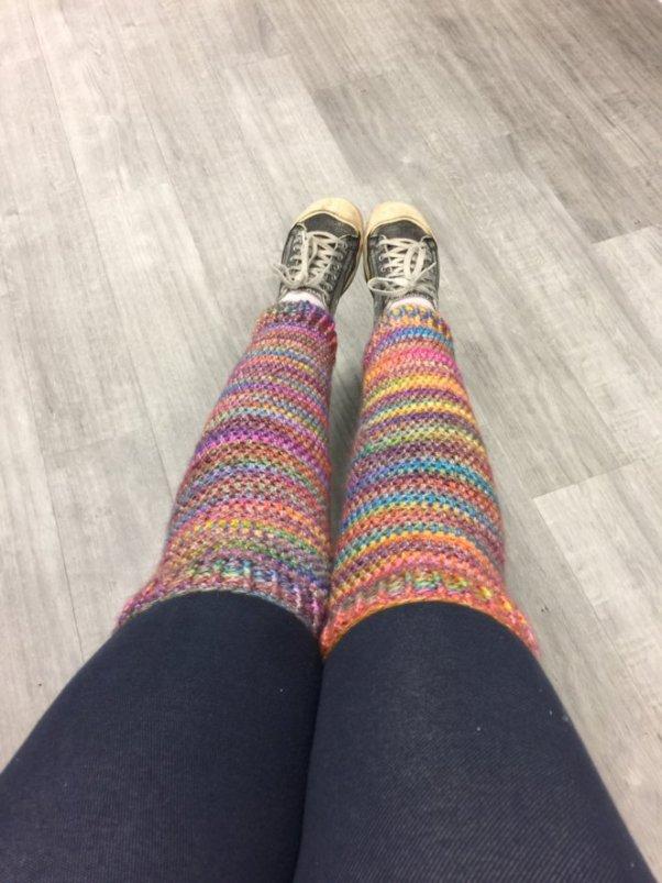 My legwarmers 4