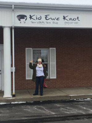 Hello from Kid Ewe Knot