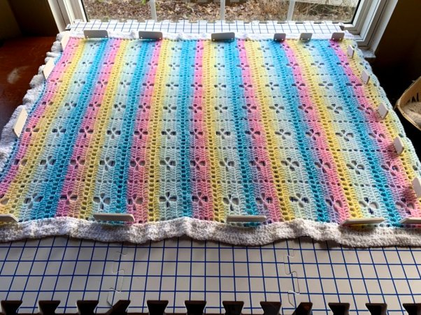 Call the Midwife Blanket 2