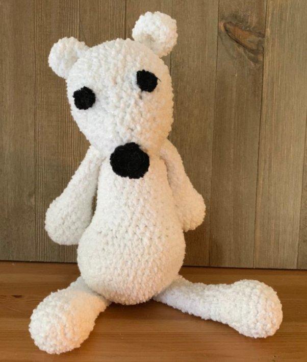 Piotr the Polar Bear
